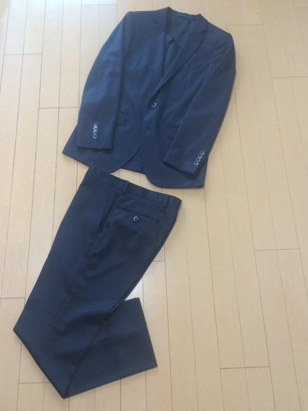 ナノユニバースのスーツ
