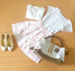 オフィスカジュアル 20代OLファッション②
