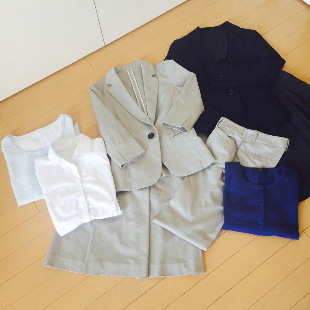 クリスタルシルフ スーツ