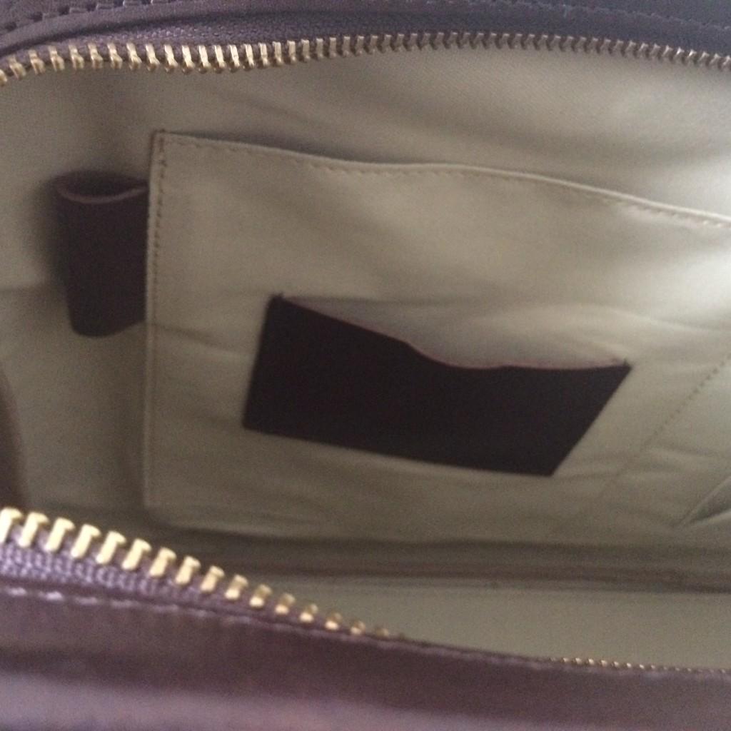 コンプレックスガーデンズバッグ ポケット