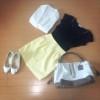 OLオフィスカジュアル④ レーストップス×タイトスカート