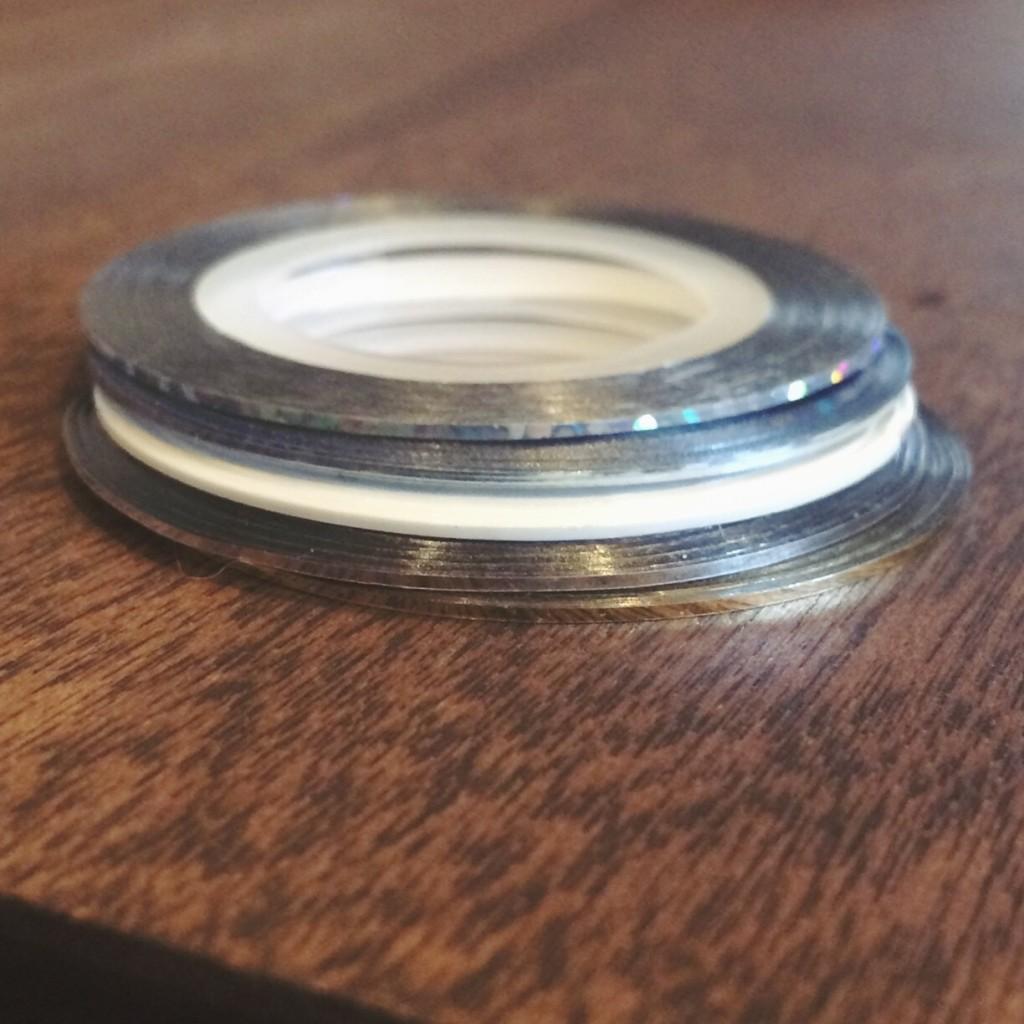 ラインテープ ネイル  ネイルアート ネイルテープ  簡単 シンプル 人気 セルフ 初心者 クリスマス デート オフィス