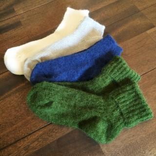 17℃ この秋冬におすすめ靴下とタイツ